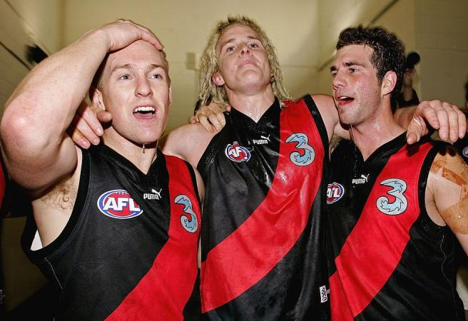 10 AFL players from the mid-2000s that you've probably forgotten