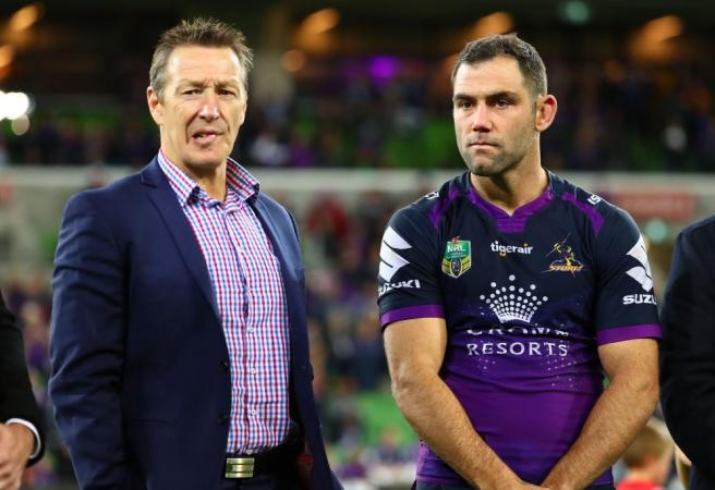 Melbourne Storm put at major disadvantage before NRL restart