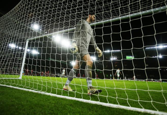 Amazing goalkeeper howler almost sees Celtic bundled out of Europe