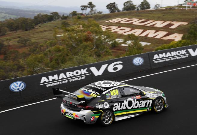 Seventh Heaven: Craig Lowndes takes out Bathurst 1000