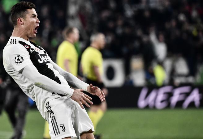 Juventus shorten big time as Ronaldo goes ballistic