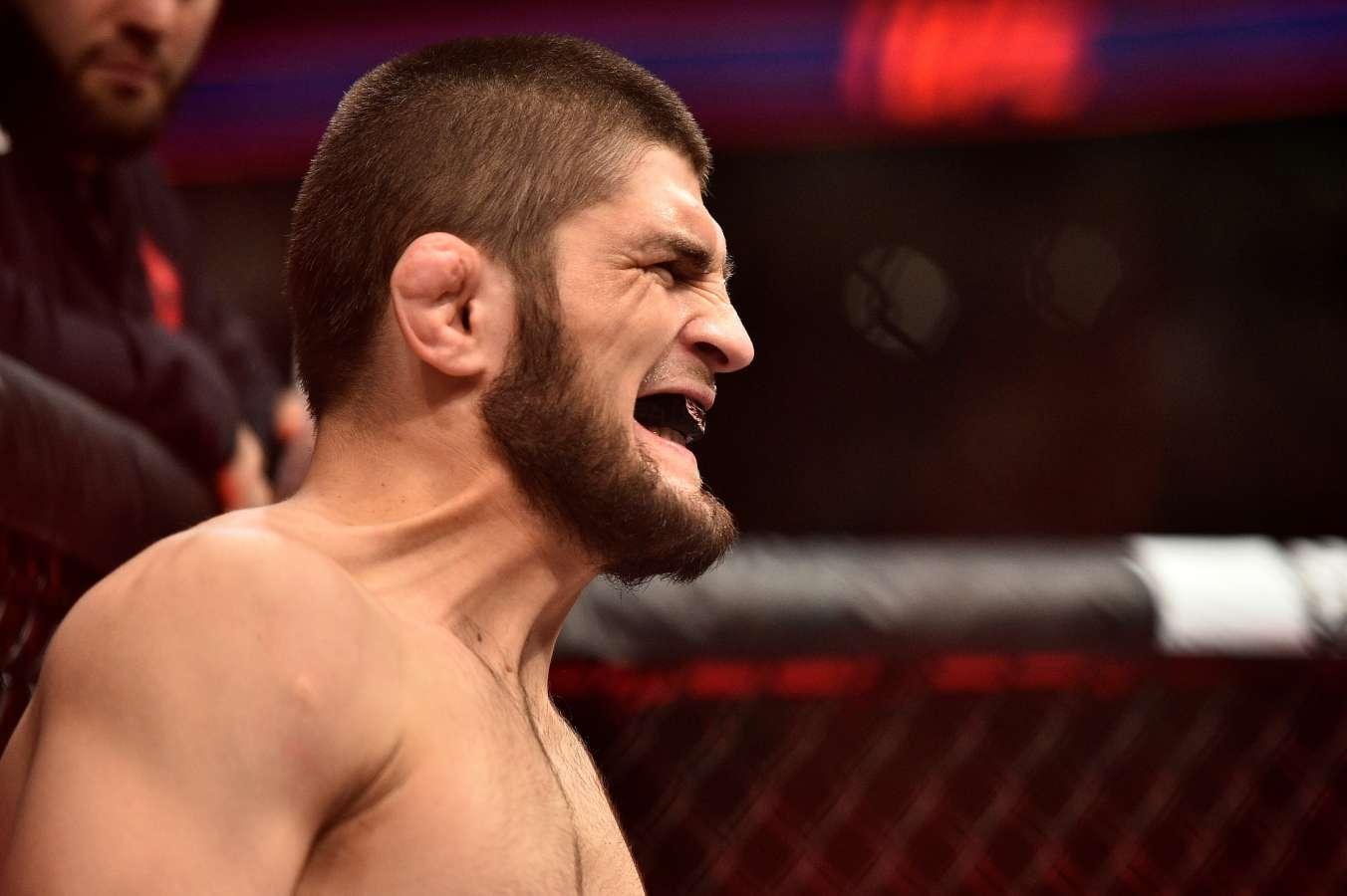 UFC 223: Khabib Nurmagomedov vs Max Holloway