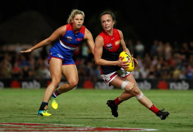 New look for AFLW in 2019