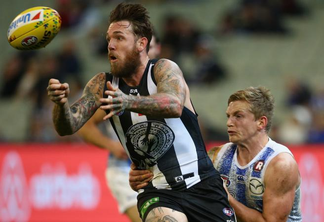 Dane Swan's unusual reason for never leaving Collingwood