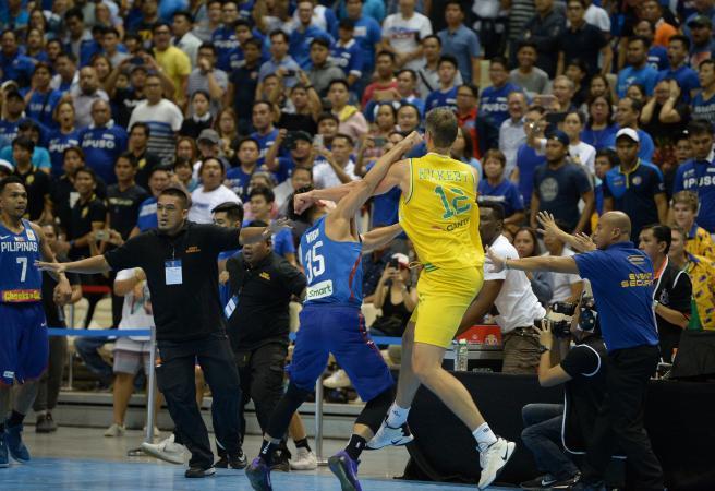 Lenient FIBA sanctions shock Aussie basketball legends