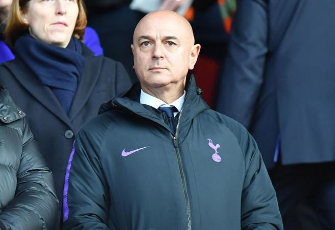 Tottenham cuts staff wages by 20% after paying chairman $6 million bonus last season