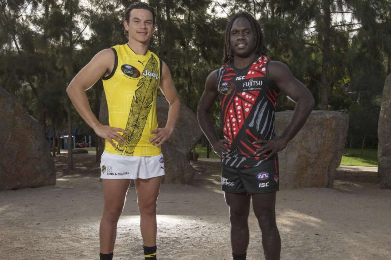 Every AFL Team's Indigenous Round Jumpers
