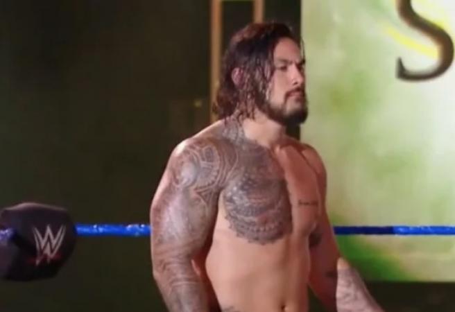 Former NRL star destroyed in WWE debut