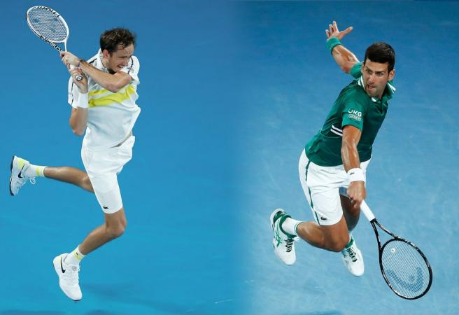 Australian Open Men's Final: Novak Djokovic vs Daniil Medvedev Preview