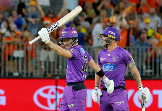 D'Arcy Short dominates the Scorchers on way to BBL ton