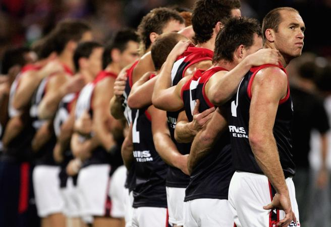 2006 Rewind: A flashback to when Melbourne last made finals