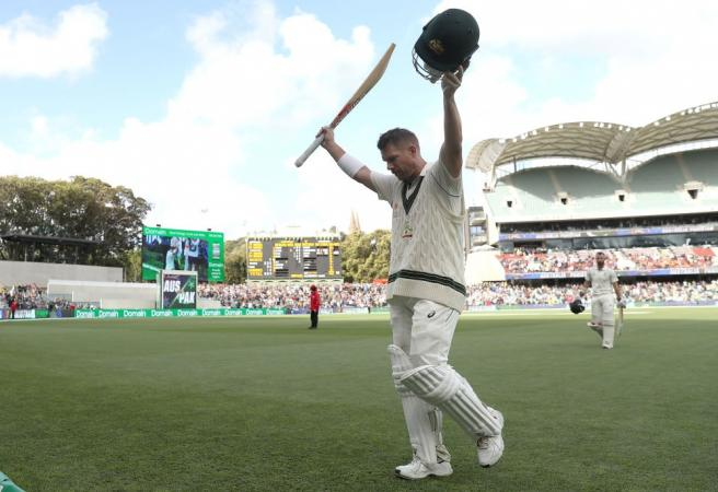 David Warner's record-breaking knock by the numbers