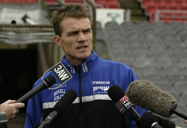 Ex-North Melbourne coach in jail on stalking charge