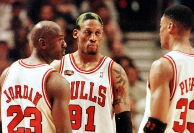 Dennis Rodman had some very weird demands ahead of interview for The Last Dance