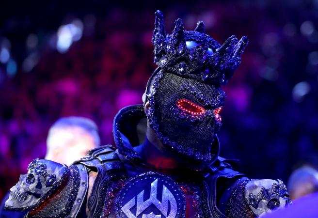 Deontay Wilder blames loss to Fury on entrance costume