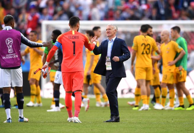 Socceroos set the example for World Cup winners France