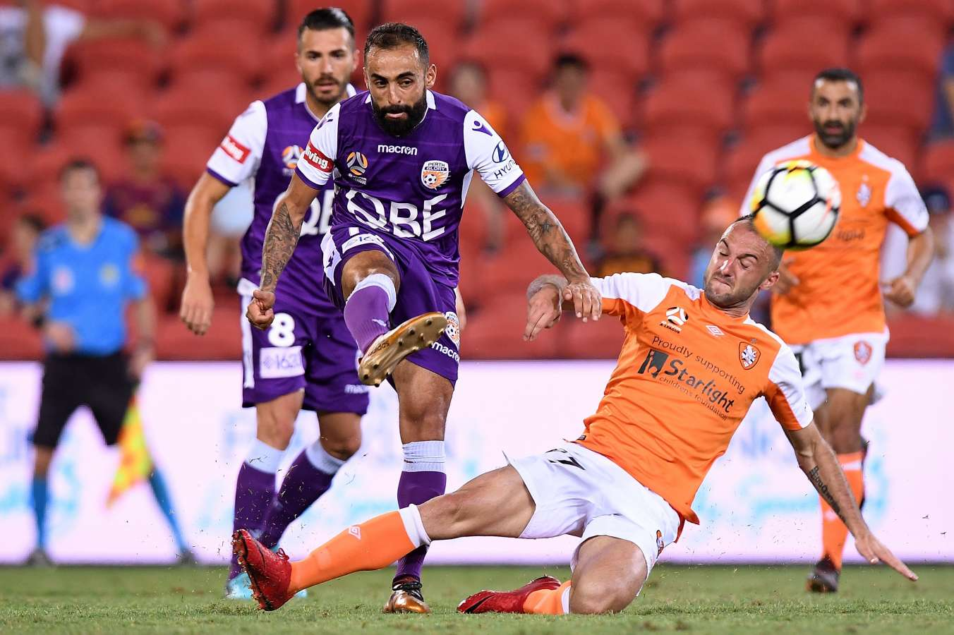 A-League Betting Preview: Round 27 - All at stake for Roar and Glory