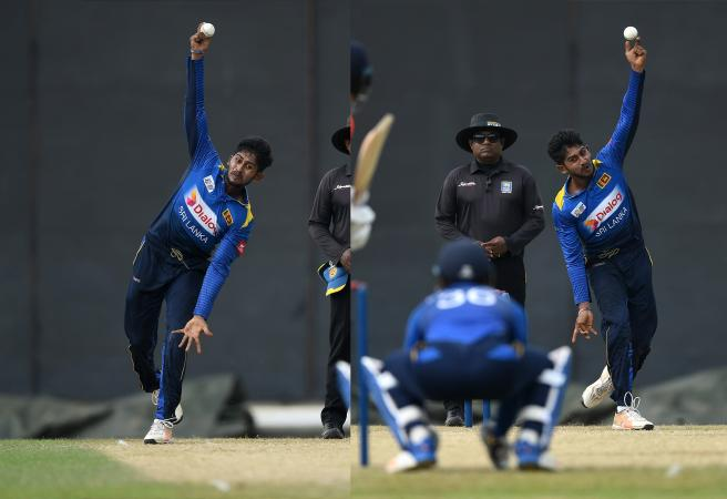 Ambidextrous spinner included in Sri Lankan T20 squad