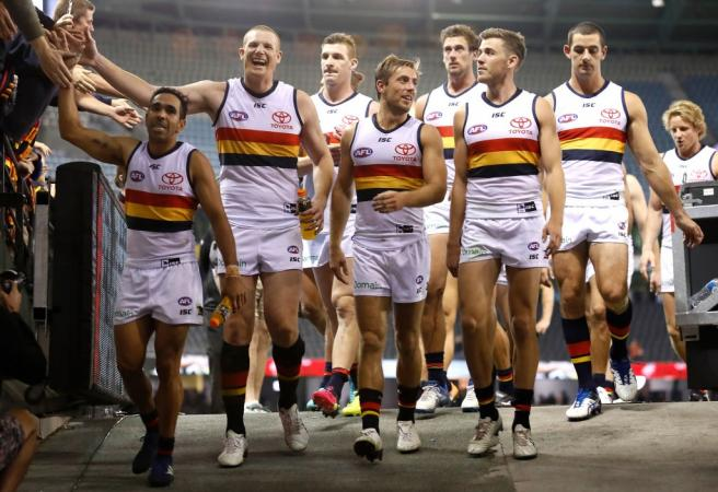 Adelaide Best & Fairest winner to hang up the boots