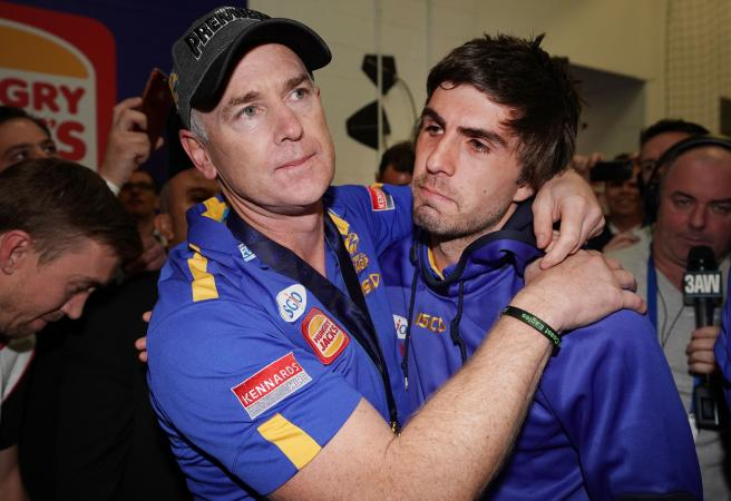 Reports: Andrew Gaff to stick with West Coast