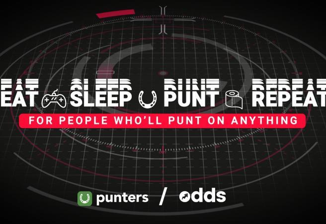 Eat. Sleep. Punt. Repeat.
