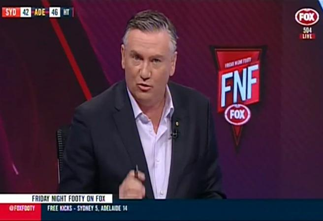 Eddie McGuire steps aside for Saturday commentary
