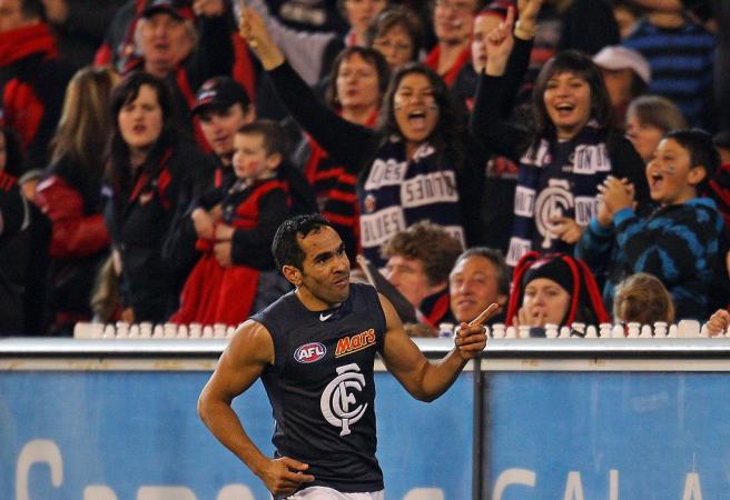 Reports: Eddie Betts to return to Carlton