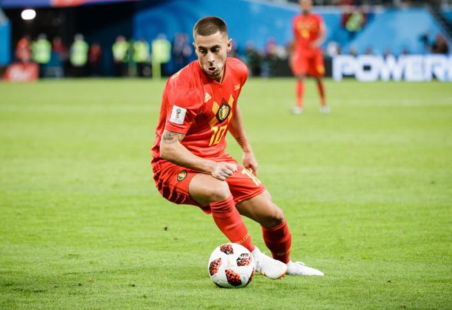 World Cup 2018: Belgium vs England