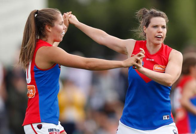Melbourne ramp up AFLW pain as Pies equal dismal record