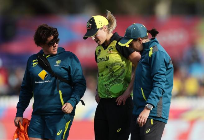 Ellyse Perry ruled out of T20 World Cup