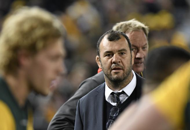 Wobbly Wallabies: Cheika trouble as Banks faces Bledisloe baptism of fire