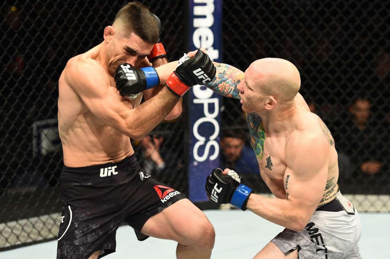UFC: Josh Emmett vs Jeremy Stephens
