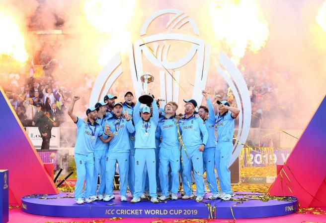 Cricket World Cup decided on countback