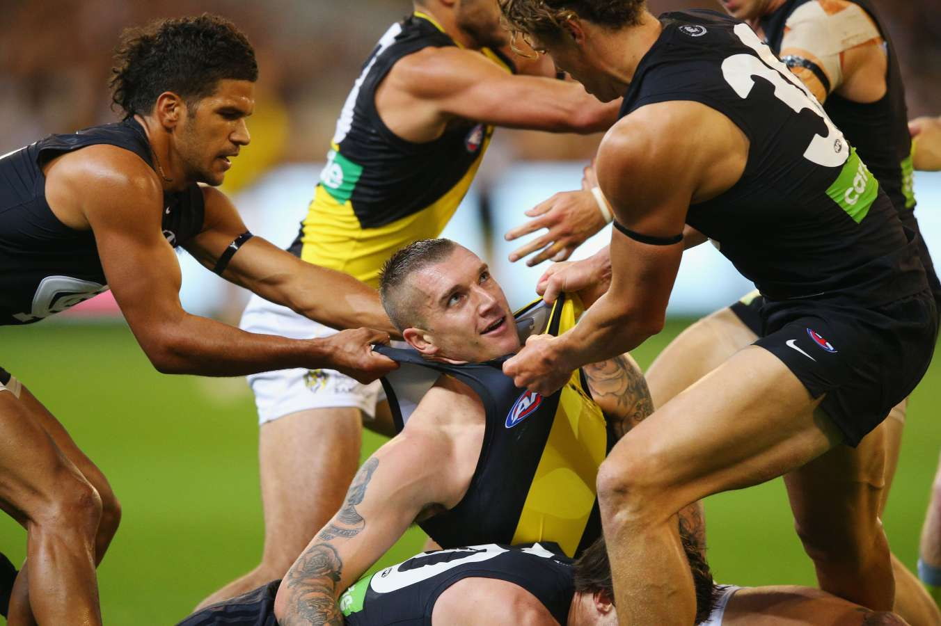 AFL Betting Guide: Richmond vs Carlton
