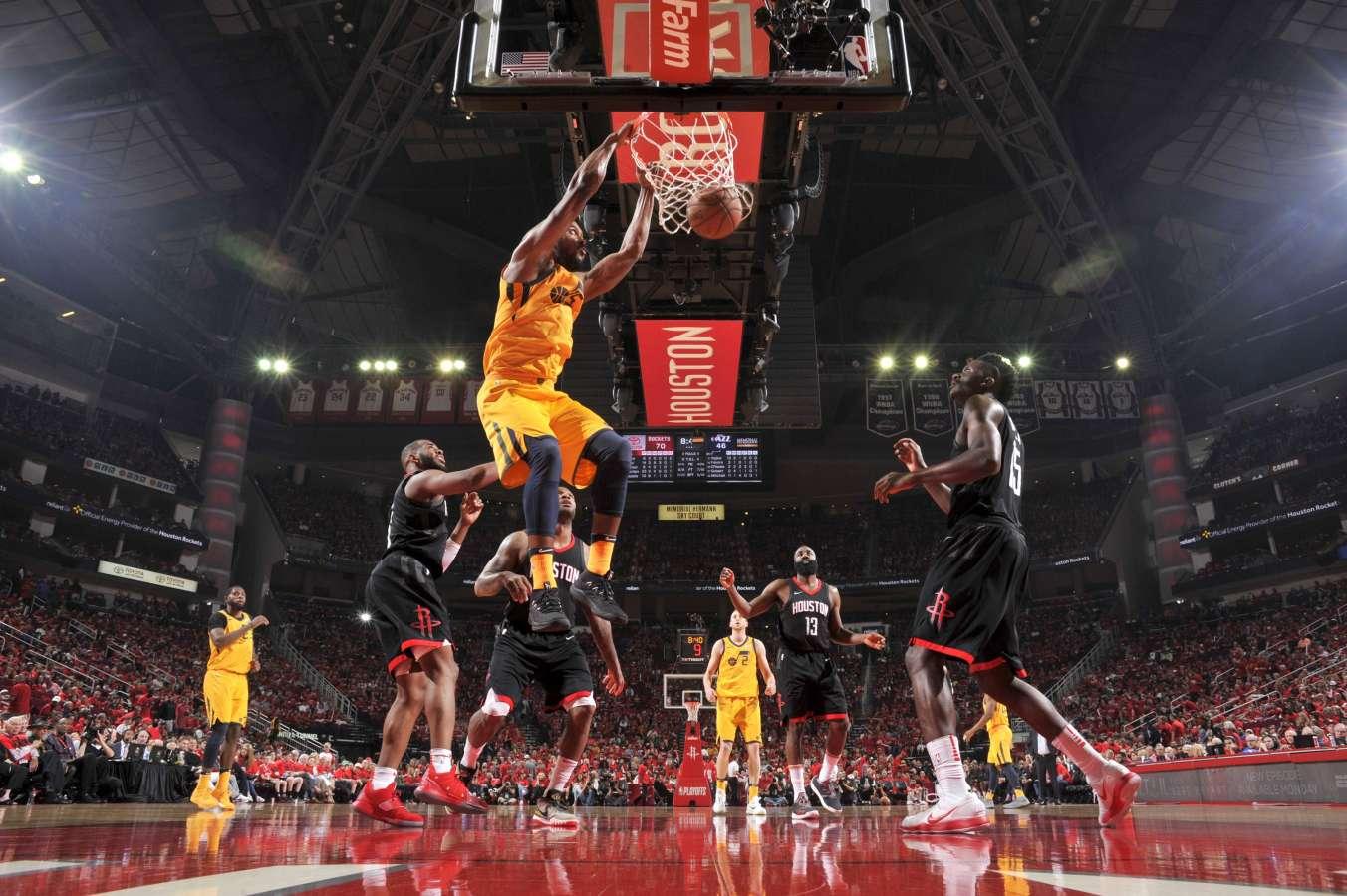 NBA Playoffs Thursday May 2: Rockets vs Jazz Betting Tips