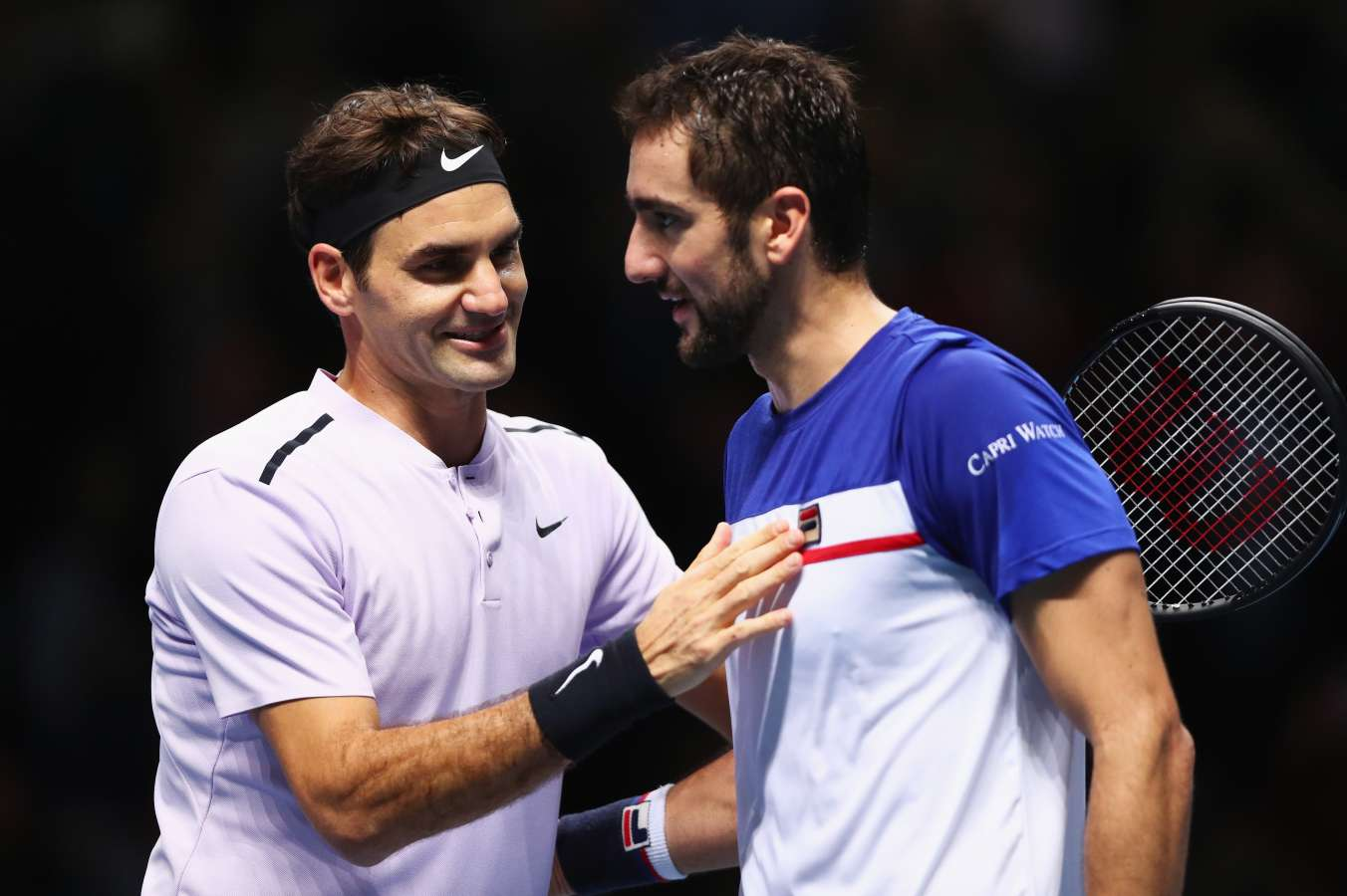 Australian Open Men's Final Preview: Federer v Cilic