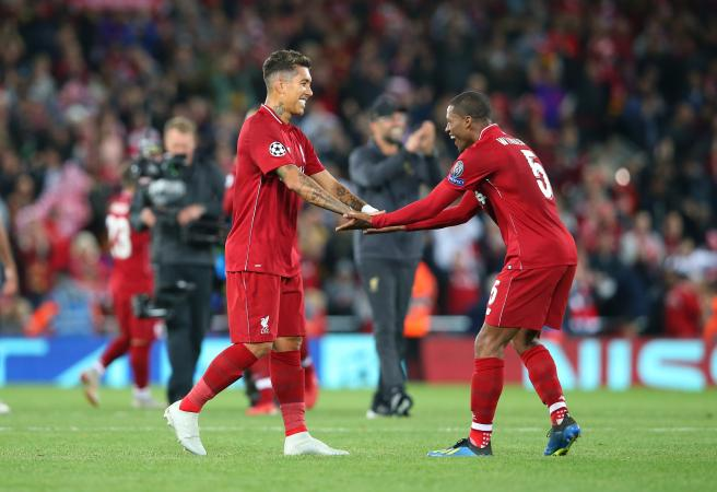 Liverpool pull off remarkable Champions League win