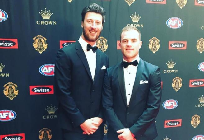 My night at the Brownlow Medal