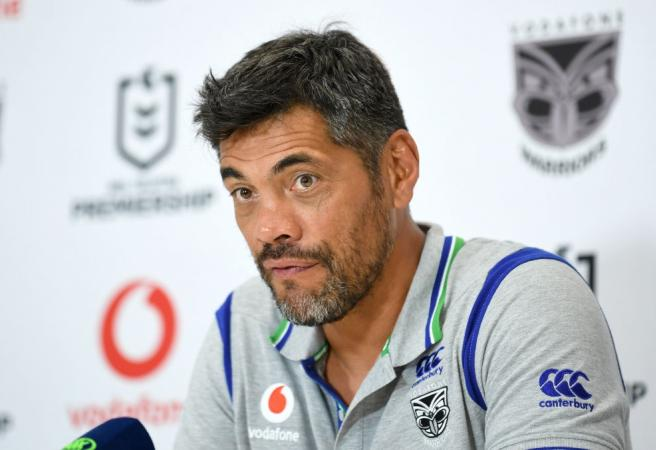 Warriors sack coach Stephen Kearney