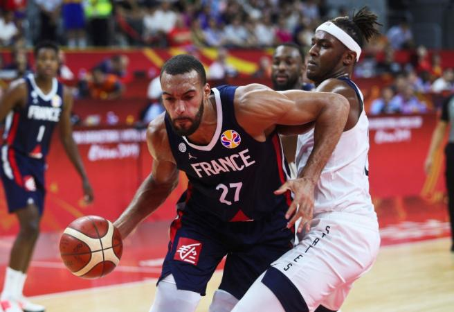 France upset Team USA in incredible result