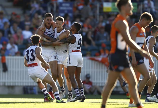 Capital Gain: Dockers topple Giants in Canberra