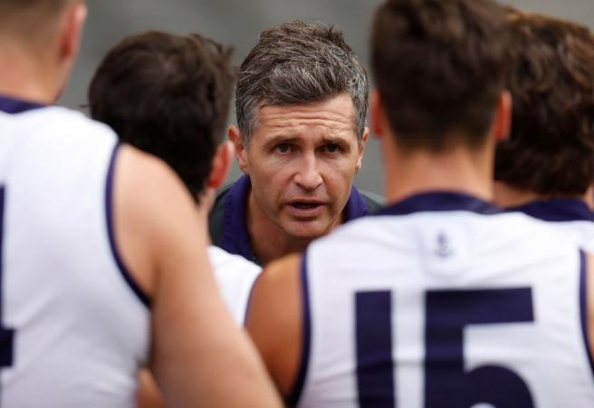 Fremantle coach backs Victorian mega-hub