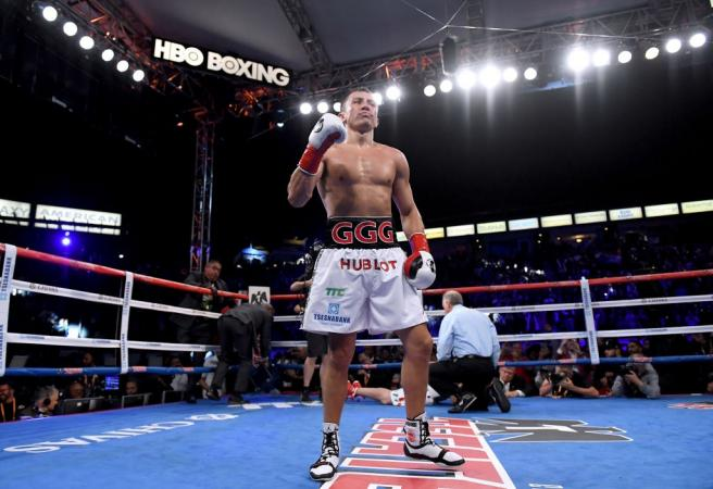 GGG regains IBF middleweight title