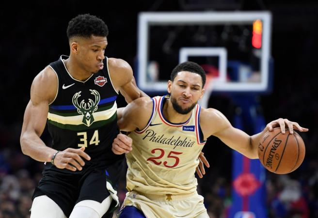 Ben Simmons delivers big double-double as 76ers lock down Giannis