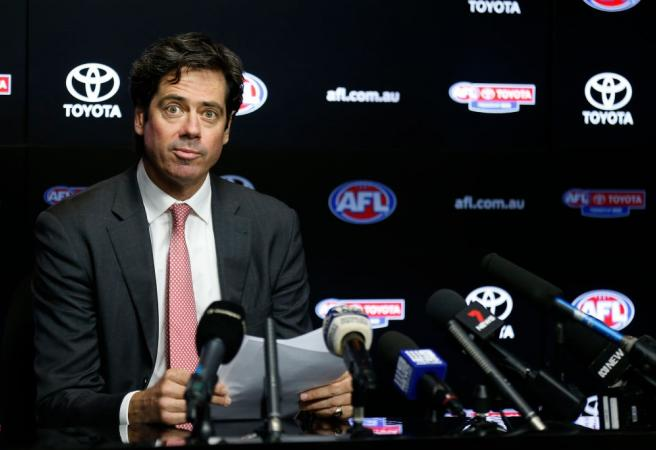 AFL 2020 Season cut to 17 games