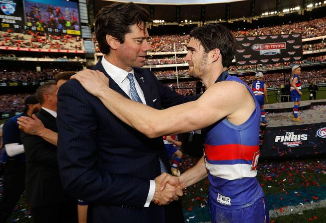 AFL questions over MCG Grand Final date