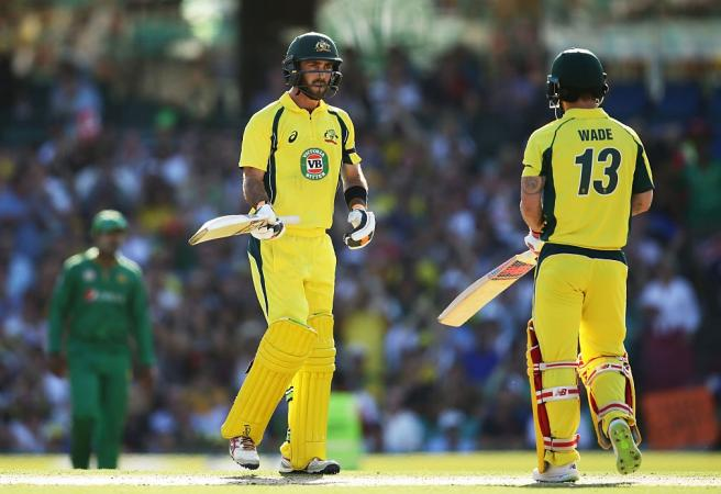 Australia announce ODI and T20 sides for South African tour