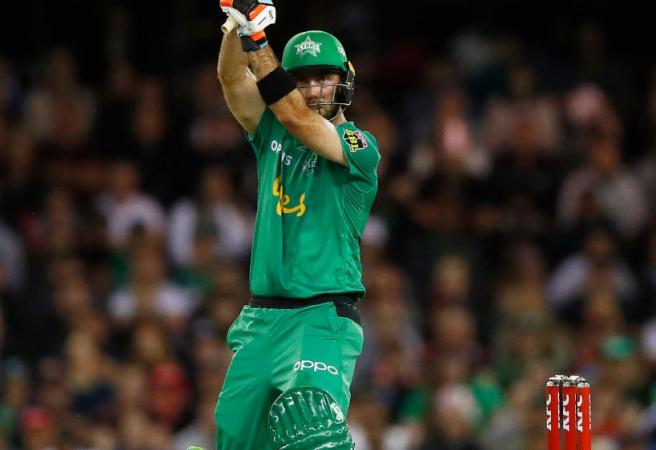 WATCH: Brilliant Glenn Maxwell leads the Stars home