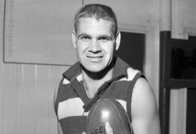 AFL great passes away