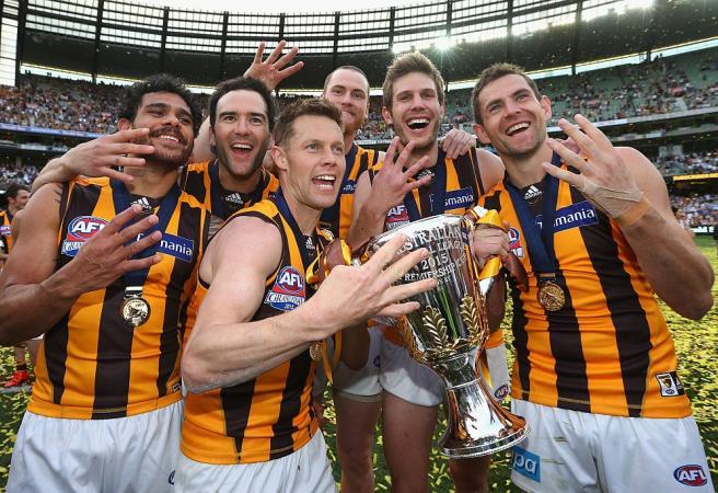 Four-time premiership Hawk is heading to Brisbane